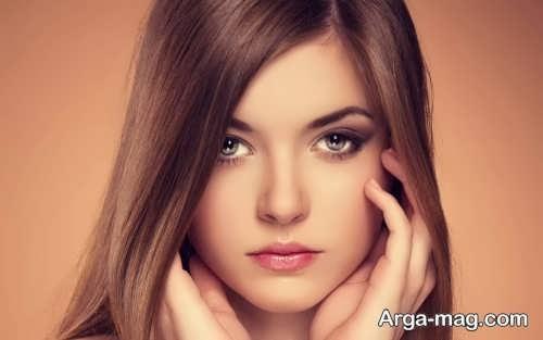 مدل میکاپ چشم زیبا و مجلسی