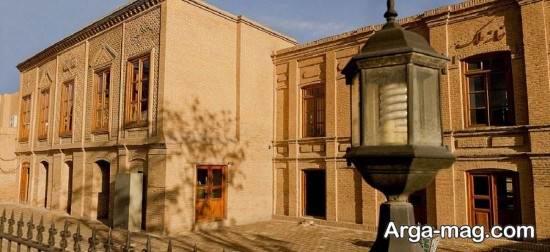 دیدنی های تاریخی مشهد