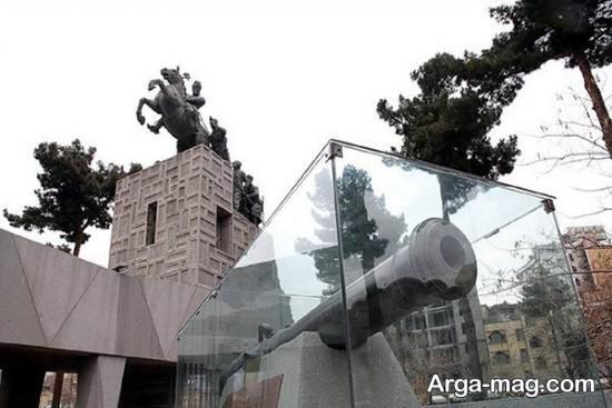بنای تاریخی مشهد