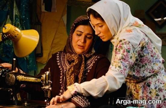 نگار جواهریان و ریما رامین فر در فیلم یه حبه قند