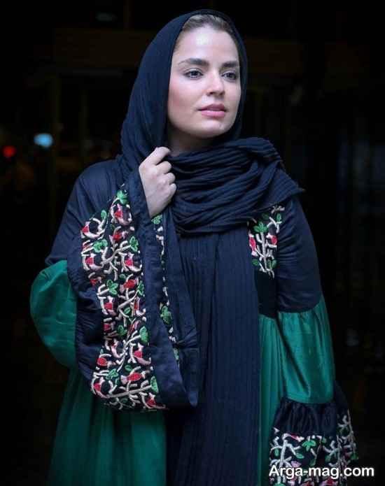 تصاویر سپیده خداوردی در کنسرت نیما رئیسی