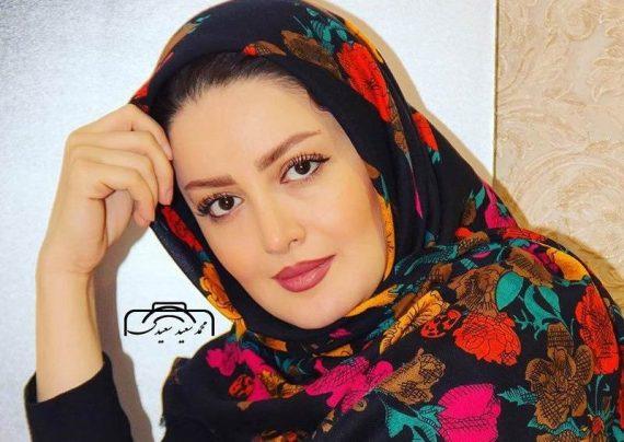 عکس جذاب شیلا خدادا بر روی مجله انگلیسی