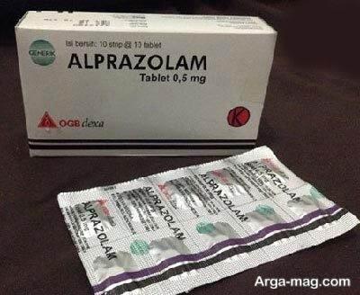 قرص خواب آلپرازولام