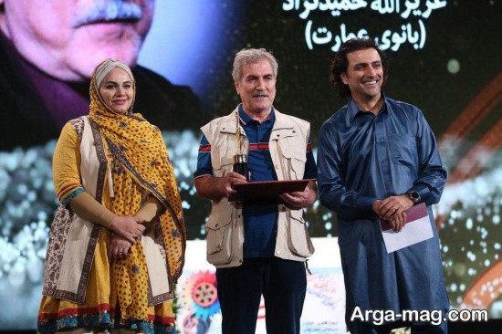امین زندگانی در جشنواره حافظ