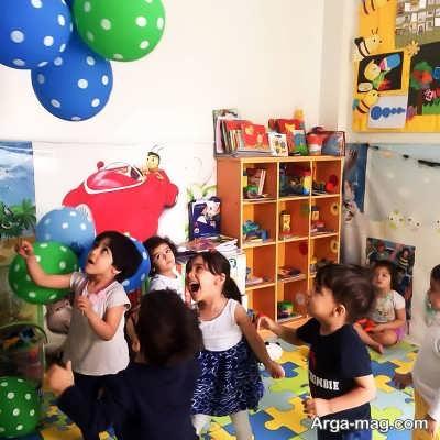 شیطنت کودکان در مهمانی