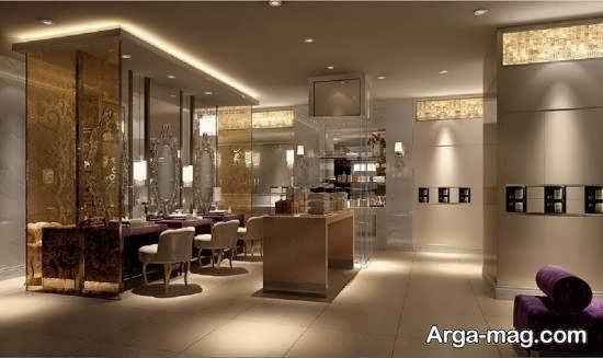 انواع دیزاین سالن زیبایی به طور حرفه ای و پیشرفته