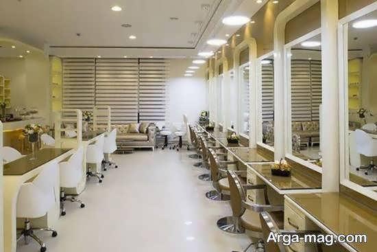 انواع دکوراسیون آرایشگاه زنانه به طور تخصصی و حرفه ای