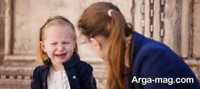 رفتار با کودک 6 ساله