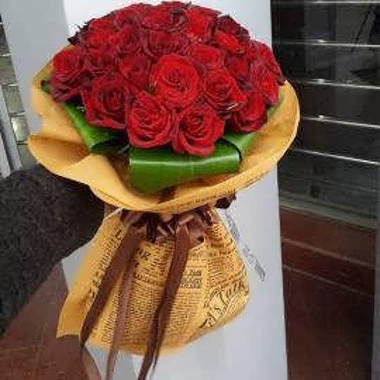 تصاویر دسته گل زیبا و عاشقانه برای پروفایل