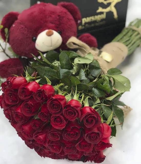 عکس دسته گل زیبا و عاشقانه