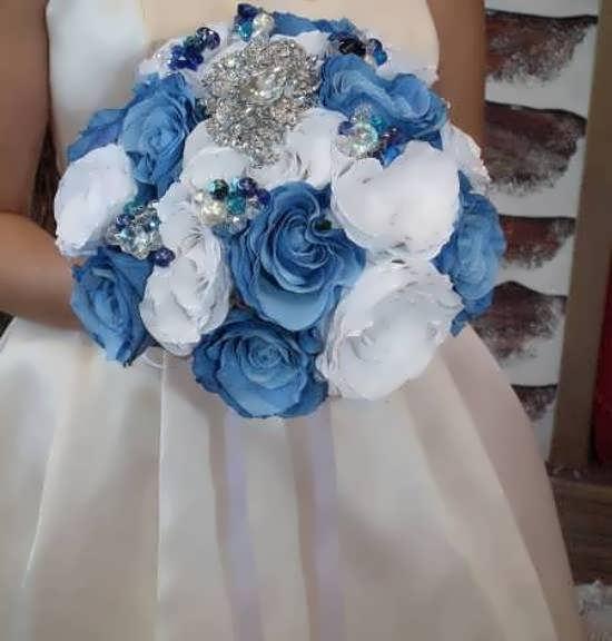 عکس دسته گل زیبا و عاشقانه برای مراسم عروسی