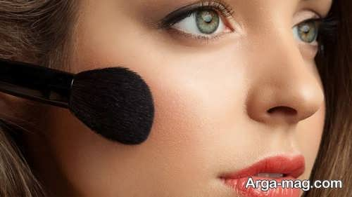 ترفندهایی برای آرایش گونه ها