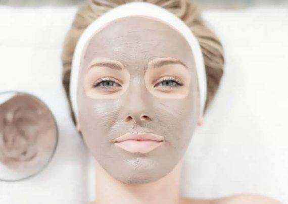 فواید ماسک خاک رس بر روی صورت