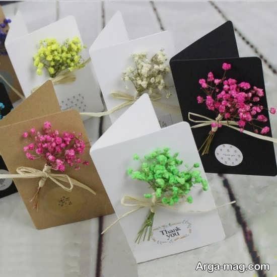 ماندگاری زیاد گل خشک در تابلو
