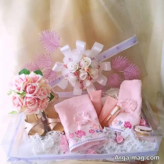 تزئینات خرید عروس با ایده های زیبا