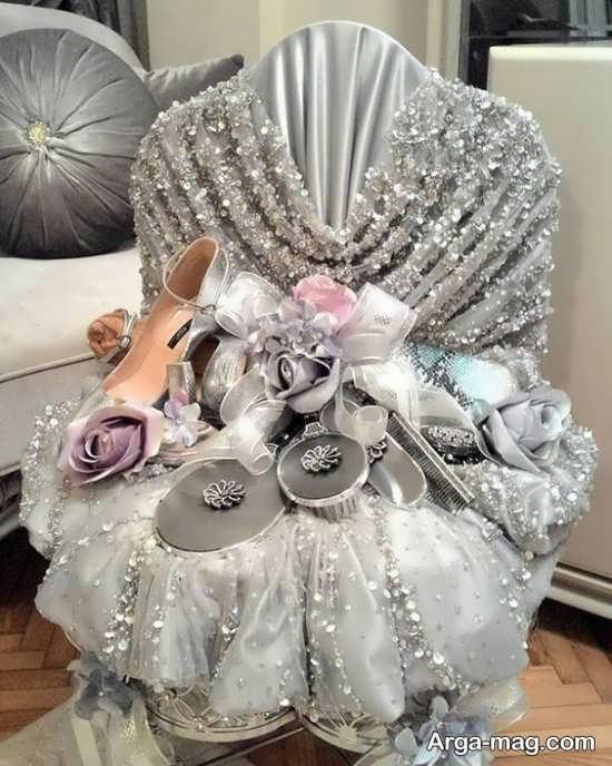 تزئینات خرید عروس با ایده های جدید