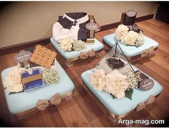 تزئینات خرید عروس با ایده های فوق العاده زیبا