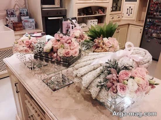 دیدنی ترین مدل های دیزاین و تزئین خرید عروس