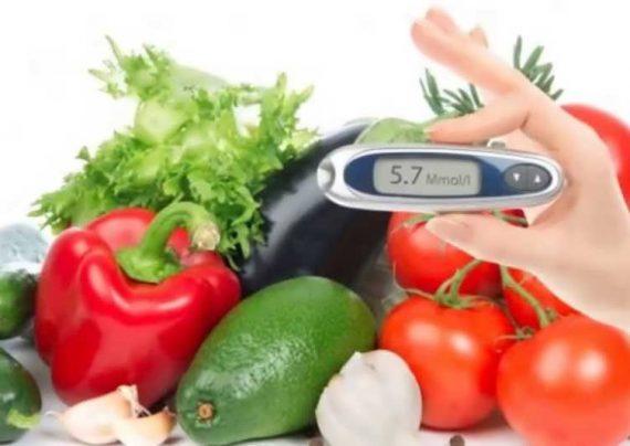 رژیم غذایی دیابت