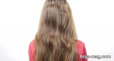 باز کردن بافت موی دردلاک