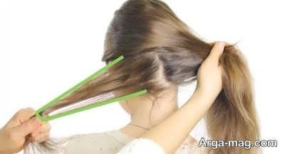 بافت مو دردلاک