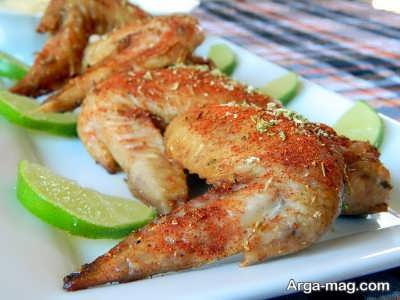 مضرات مصرف بال و گردن مرغ
