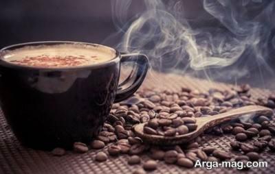 معده خالی و خوردن قهوه ناشتا