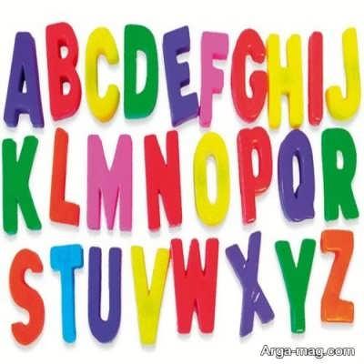 ترتیب حروف انگلیسی