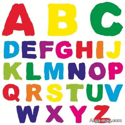 ترتیب حروف الفبا در زبان انگلیسی