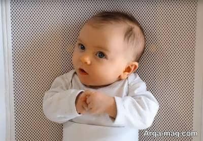 بهبود رشد مو های نوزاد