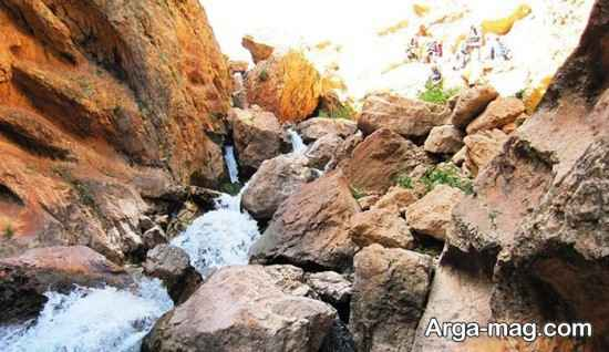 نمایی از فیروزکوه
