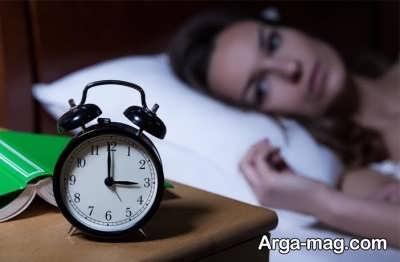 رفع بی خوابی