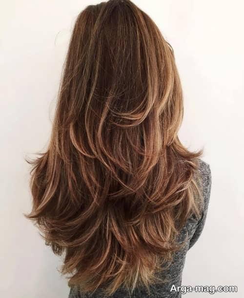 مدل مو بلند