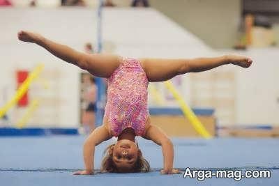 مهمترین حرکات ورزشی ژیمناستیک