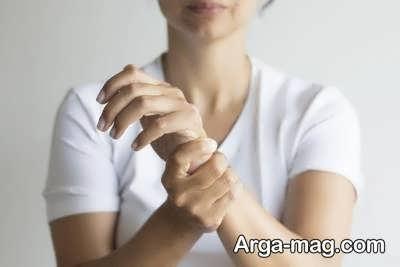 بی حس شدن دست