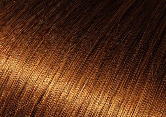 فرمول ترکیبی رنگ موی فندقی