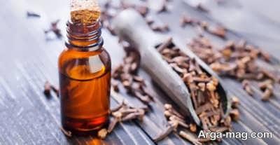 استفاده از روغن میخک برای درمان برفک دهانی