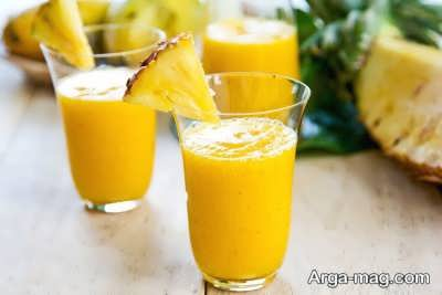 آماده کردن اسموتی پرتقالی خانگی