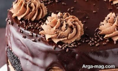 طرز تهیه کیک نوتلای خوش مزه و خوش طعم