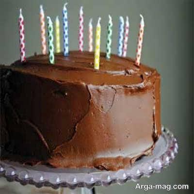 طرز پخت کیک نوتلا ساده و راحت