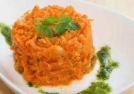 طرز تهیه بورانی هویج