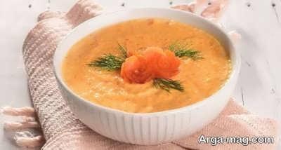 طریقه پخت بورانی هویج