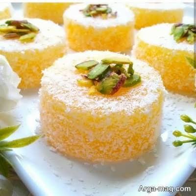ساخت شیرینی لوکوم ترکیه ای