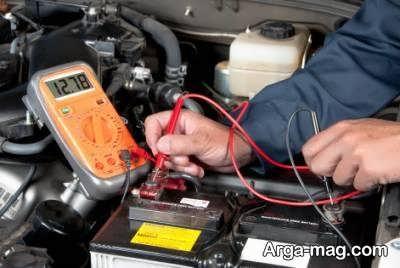 افزایش عمر باتری ماشین