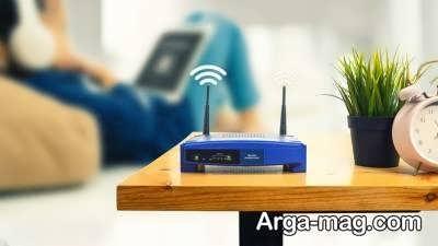 راه زیاد کردن پهنای باند اینترنت