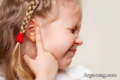 علائم و درمان گوش عفونی