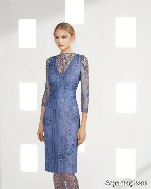 لباس محلسی زیبا
