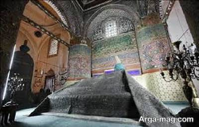 موزه ها و مکان های زیبای قونیه
