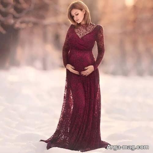 لباس بارداری گیپور