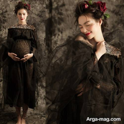 لباس مجلسی بارداری